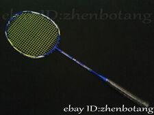 Hot Arrival DUORA 88 Yellow/white  badminton racket Carbon DUO 88 Racket