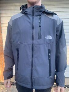 The North Face Grey Soft Shell Jacket Summit Windstopper SIZE XXXL Men's BNWOT