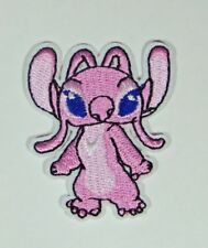 "Disney's Lilo & Stitch Movie Angel Character Embroidered Patch 2 3/4"" Tall"