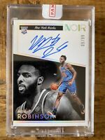 MITCHELL ROBINSON *2018-19 Noir Auto /99 Rookie RC Knicks Rare SP