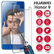 Per Huawei Honor 9 - 100% GENUINE VETRO TEMPERATO PELLICOLA PROTEGGI SCHERMO