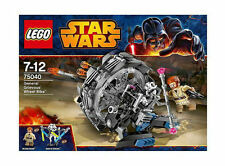 NEW~Lego Star Wars~SET~ 75040 General Grievous' Wheel Bike~ OBI-WAN-KENOBI