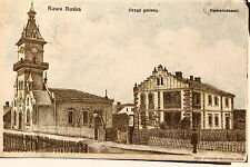 18436 AK Rawa Ruska Gemeindeamt Kirche Ukraine 1917