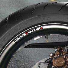 V MAX V4 WHEEL RIM STICKERS DECAL 1200 1700 B
