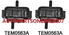 TOG ENGINE MOUNT SET PAIR L&R SUZUKI SIERRA SJ410 SJ413 MARUTI MG410 DROVER NB