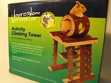 HAMSTER TOY MOUSE TOY HAMSTER/ MOUSE/ RAT ACTIVITY CENTER CLIMBING FRAME TOWER