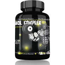 Anabol Complex Pre Workout Booster Trainingsbooster Pump Energy Nutrition V1 100
