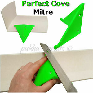 Coving cove PERFECT Mitre Tool for corner cutting fits 90 100 127 mm DURABLE 45°