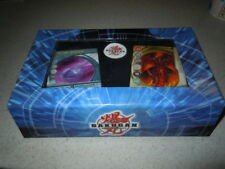 BAKUGAN 40+ ASSORTED CARDS AND CASE
