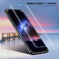 For Samsung Galaxy S10 Curved 3D Clear Tempered Glass Full Film Screen Protector