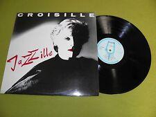 Nicole Croisille - Jazzille 1987 France LP EX / Dibango / Lockwood / Thielemans
