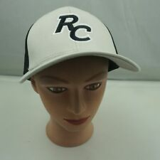 RC Hat Gray Stitched Fitted Small / Medium Trucker Cap Pre-Owned ST225