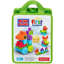 Mega Bloks-Kunststoffbaukästen für Kinder