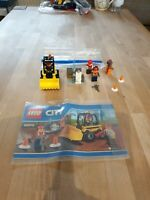 Lego City 60072 Abriss Experten komplett mit BA, sehr guter Zustand