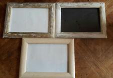 Hama cadres en bois de l/'Iowa 20x30 cm Blanc