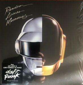 Random Access Memories par Daft Punk (2xVinyles, Édition, 2013