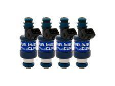 FIC Fits Mitsubishi DSM 1G & 2G EVO 8 & 9 Low-Z Injector Set IS126-1800 1800cc