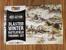 Bolt Action: Blasted Winter Battlefield Theme Set