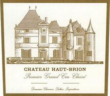6bt OWC Chateau Haut Brion 2012 - 98 Parker