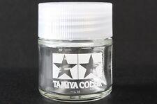 Tamiya 81041 Acrylic Paint Mixing Jar Glass Round Empty Bottle 23ml Craft Tools