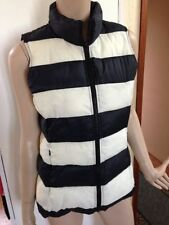 Puffer Machine Washable Striped Coats & Jackets for Women