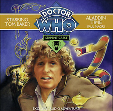 DOCTOR WHO - ALADDIN TIME - TOM BAKER NEW CD AUDIO BOOK PART 3 - PAUL MAGRS