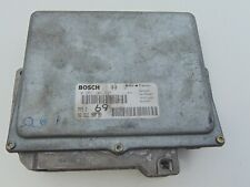 Engine Control Unit ECU 0261204697 9632216680 MP5.269 CITROEN PEUGEOT