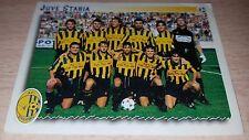 FIGURINA CALCIATORI PANINI 1997/98 SQUADRA JUVE STABIA ALBUM 1998