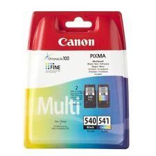 Multipack canon Pg540/cl541 negro cian magenta amarillo