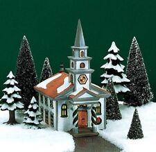 "Dept 56 New England Village Series ""Arlington Falls Church"" - Retired"