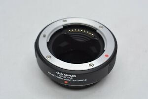 [TOP MINT] Olympus MMF-2 Four Thirds Adapter Micro 4/3 Body MFT From JAPAN #2597
