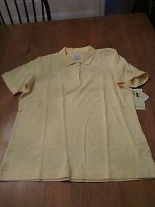 Womens EP Pro Tour Dry Golf Shirt, NWT, L