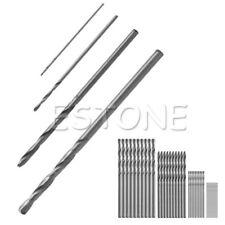 40Pcs Mini Drill HSS Bit 0.5mm-2.0mm Straight Shank PCB Twist Drill Bits Set Hot