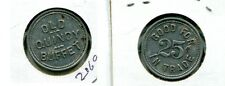 OLD QUINCY BUFFET GOOD  FOR .25 TRADE TOKEN 2069L