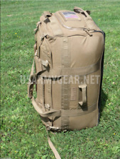 USMC Force Protector Gear Deployer 65 USGI Deployment Bag on Wheels COLLAPSIBLE