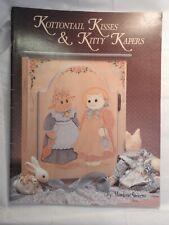 Kottontail Kisses & Kitty Kapers - Marlene Stevens - folk art tole patterns