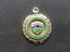 1909 Solid Silver FOB Fattorini Goole District Association Football League Medal