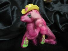 My Little Pony Cheerilee w/ Cowboy Hat Cowgirl Dress up Best Friends Flowers G3