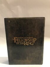 The Lord of the Rings The Fellowship of the Ring 4-DVD Special Extended Edition