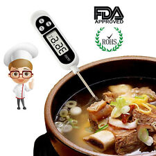 Temperature Measurement Instruments Cooking Termometro Pen Style Kitchen BBQ Too