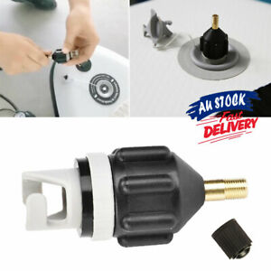Boat for Paddle Board SUP Compressor Pump Adapter Air Valve Adapter Inflatable