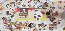 Kawaii Eraser Pencil Coopanda Chocolate Panda Bag Stickers and Memo Sheets