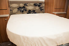 Avondale Landranger 6400 EB Caravan Fitted Sheet For Island Fixed Bed