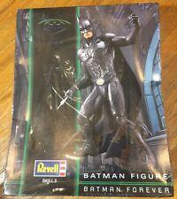 Batman Forever movie BATMAN 1/6 scale Figure1995 Revell vinyl model kit,Sealed.
