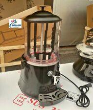 New 10l Commercial Hot Chocolate Machine Maker Beverage Warmer Champurrado