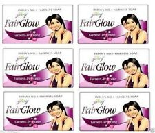 Godrej Fair Glow Soap,(Pack of 6) no 1 fairness soap with proteins New free ship