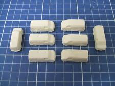 n scale resin kit - lot of 8 delivery van