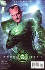 GREEN LANTERN MOVIE PREQUEL SINESTRO #1 GEOFF JOHNS NM 1ST PRINT