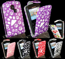 Étuis, housses et coques avec clip violet pour téléphone mobile et assistant personnel (PDA) Samsung
