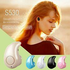 Mini oreillette Stéréo Bluetooth Écouteur Casque Sans Fil Mains Libres 4.0
